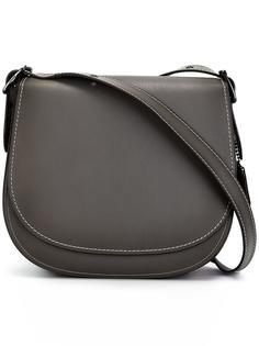 большая полукруглая сумка Coach
