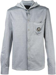рубашка с капюшоном Philipp Plein