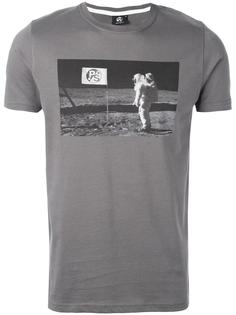 футболка с фото-принтом  Ps By Paul Smith