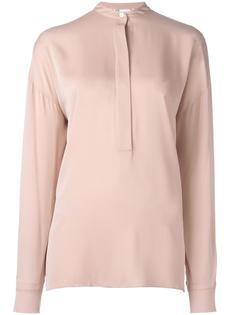 блузка с завязками на спине Helmut Lang