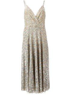вечернее платье с пайтеами  Valentino
