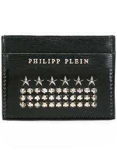 визитница с заклепками Philipp Plein