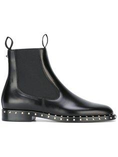 ботинки челси 'Rockstud' Valentino