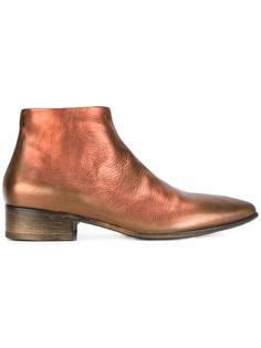 ботинки с заостренным носком Marsèll