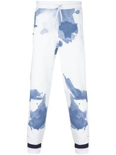 спортивные брюки с принтом Off-White