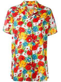 floral shirt dress Kenzo Vintage