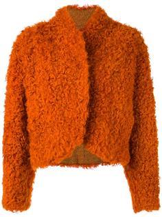 reversible textured jacket Kenzo Vintage