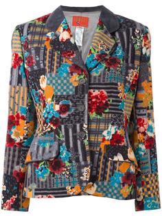 flower printed jacket Kenzo Vintage