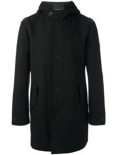пальто с капюшоном Ea7 Emporio Armani