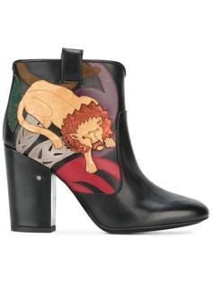 ботинки 'Pete Leone' Laurence Dacade