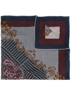 printed scarf Loro Piana