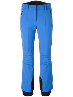 лыжные брюки с ребристыми панелями Moncler Grenoble