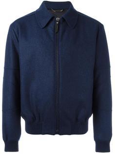 куртка свободного кроя Versace