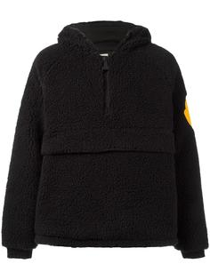 padded oversized pullover hoodie Moncler X Off-White