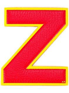 стикер 'Z'  Anya Hindmarch