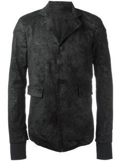 washed effect shirt jacket 11 By Boris Bidjan Saberi