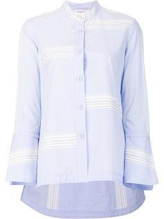 striped print shirt Derek Lam 10 Crosby