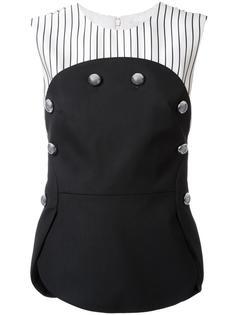 блузка с декоративными пуговицами Monse