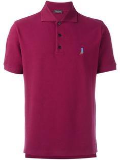 футболка-поло с короткими рукавами Berluti