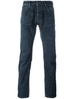 брюки кроя слим Rick Owens DRKSHDW