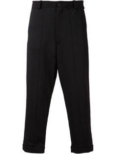 спортивные брюки с сетчатыми полосками  Y-3