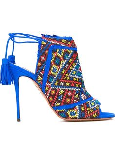 ботильоны 'Colorado'  Aquazzura