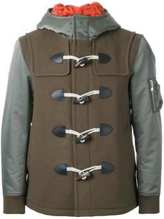 hooded duffle coat Guild Prime