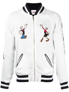 'Popeye & Olive Souvenir' jacket Joyrich