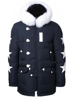 padded hooded jacket Education From Youngmachines