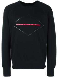 geometric print sweatshirt Rag & Bone