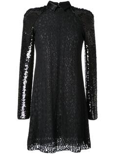 платье с пайетками  Giamba
