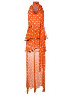 printed dress Reinaldo Lourenço