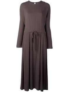 платье с эластичным поясом Dusan