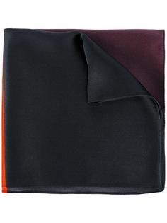 нагрудный платок дизайна колор-блок Paul Smith