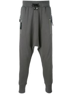 drop-crotch sweatpants Unconditional