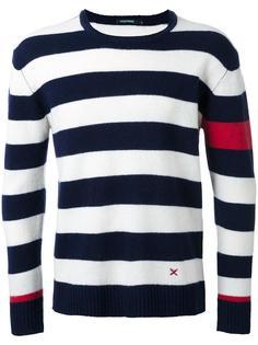 round neck striped jumper Guild Prime