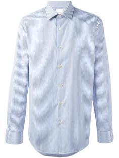 рубашка  на пуговицах в тонкую полоску Paul Smith