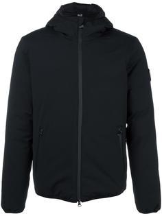 hooded padded jacket Ea7 Emporio Armani