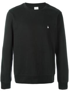 ghost motif sweatshirt Paul Smith