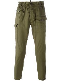 брюки-карго Dsquared2