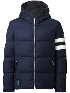 padded hooded zipped jacket Guild Prime