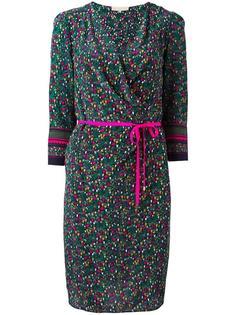 floral print wrap dress Vanessa Bruno