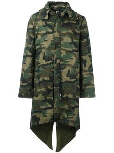'Uniform' coat Hood By Air