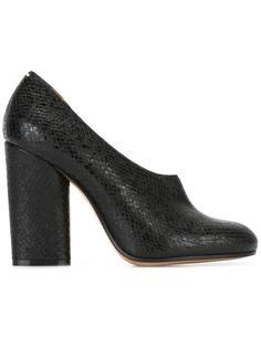 туфли с вырезом сбоку Maison Margiela