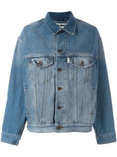 stonewashed denim jacket Off-White