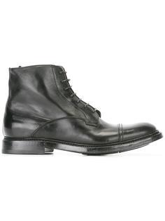 lace-up boots Silvano Sassetti