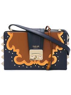 сумка через плечо с цветочным узором Salar