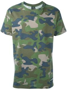 camouflage print T-shirt Les (Art)Ists