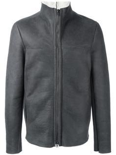 shearling bomber jacket Salvatore Santoro
