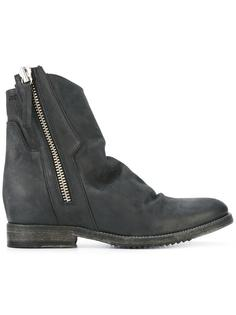side zip boots Cinzia Araia